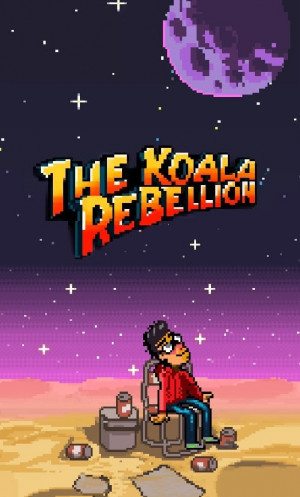 The Koala Rebellion Box Cover