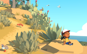 Alba: A Wildlife Adventure Screenshot #1