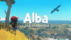 Alba: A Wildlife Adventure Box Cover
