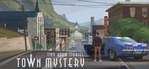 Tiny Room Stories: Town Mystery Box Cover