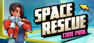 Space Rescue: Code Pink Box Cover