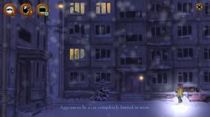 Alexey's Winter: Night Adventure – Episode 1 Screenshot #1