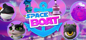 Space Boat Box Cover