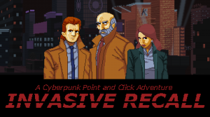 Invasive Recall Box Cover
