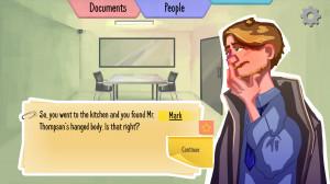 Mark & Lara: Partners In Justice Screenshot #1
