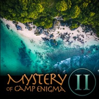 Mystery of Camp Enigma II Box Cover