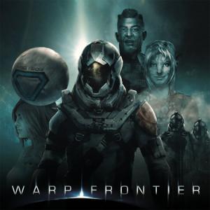 Warp Frontier Box Cover