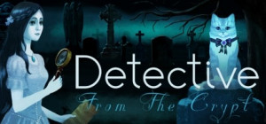 Detective from the Crypt Box Cover