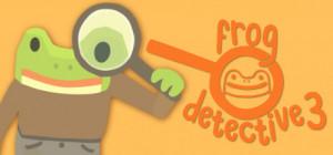 Frog Detective 3: Corruption at Cowboy County Box Cover