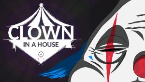 Clown in a House Box Cover