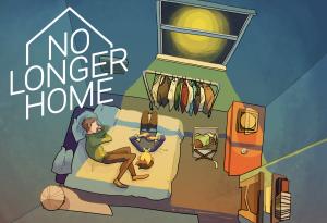 No Longer Home Box Cover