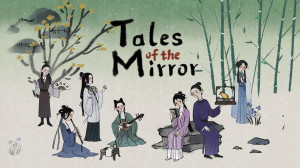 Tales of the Mirror Box Cover