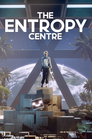 The Entropy Centre Box Cover