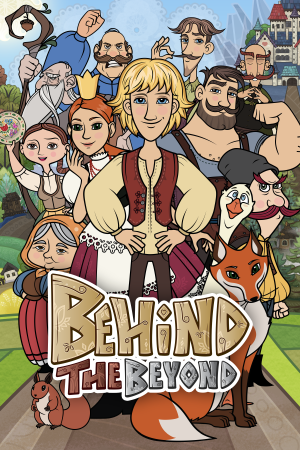Behind the Beyond Box Cover