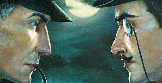 Sherlock Holmes vs Arsene Lupin
