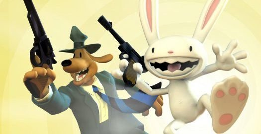 Sam & Max: Season One Wii box art