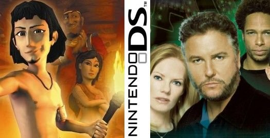 DS Ports: CSI and Ankh