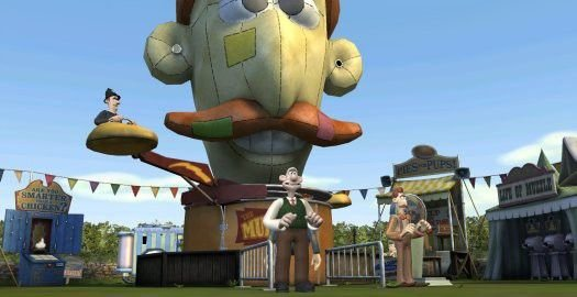 Wallace & Gromit's Grand Adventures 3