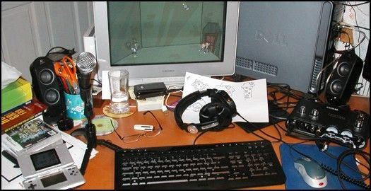 Developer's Desk: Steve Ince