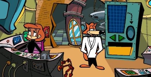 Spy Fox 1