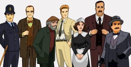 Agatha Christie: The A.B.C. Murders