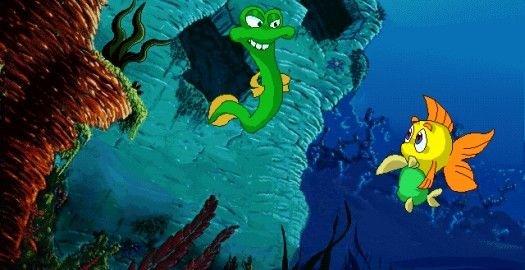 Freddi Fish 1