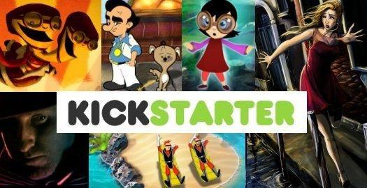 Kickstarter editorial