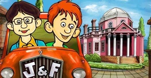Jim & Frank Mysteries