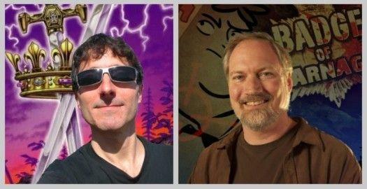 Telltale Games - Dave Grossman and Dave Felton