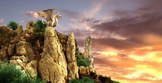Tales from the Dragon Mountain