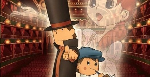 Movie Review Professor Layton And The Eternal Diva Adventure Gamers
