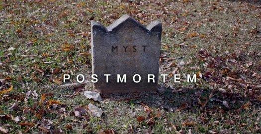 GDC 2013: Myst Post Mortem