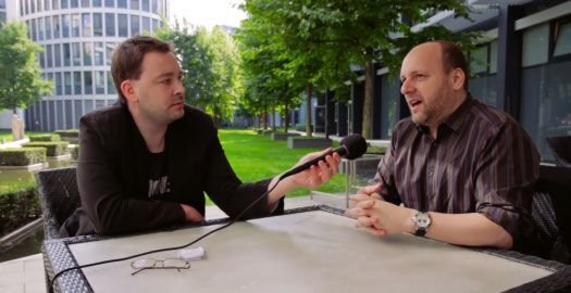 David Cage video interview