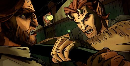 The Wolf Among Us: Episode Two review