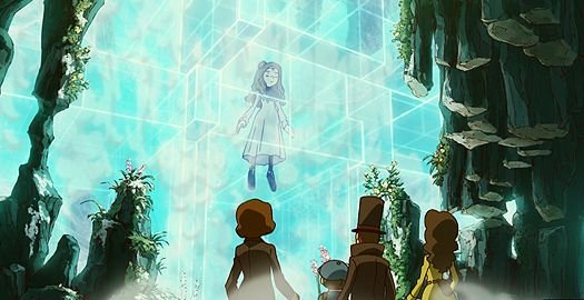 Professor Layton and the Azran Legacy review