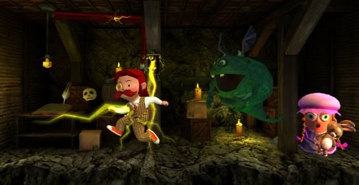 Puzzling (mis)adventures: Volume 12 - Wayward Manor, Phantom PI