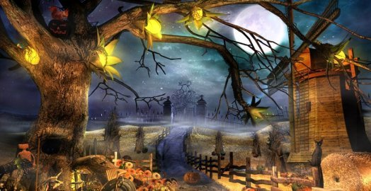 Evil Pumpkin: The Lost Halloween review