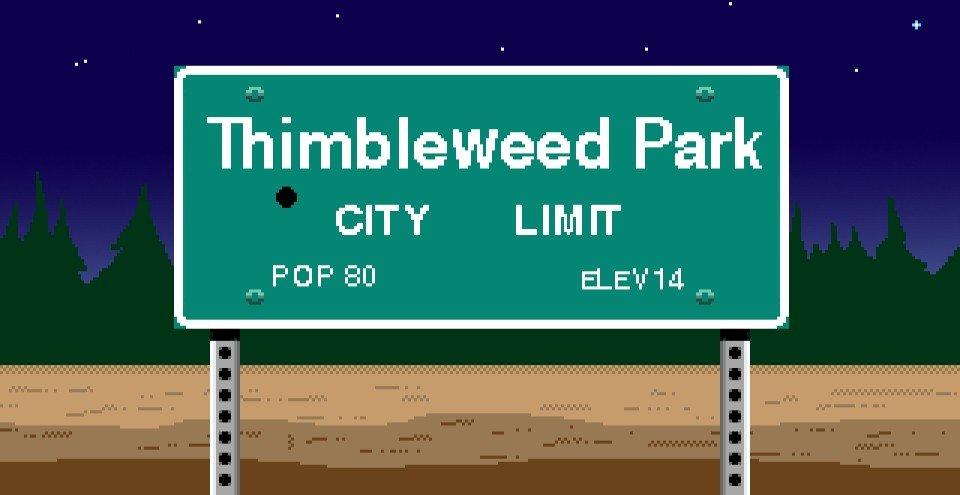 Ron Gilbert and Gary Winnick interview - Thimbleweed Park