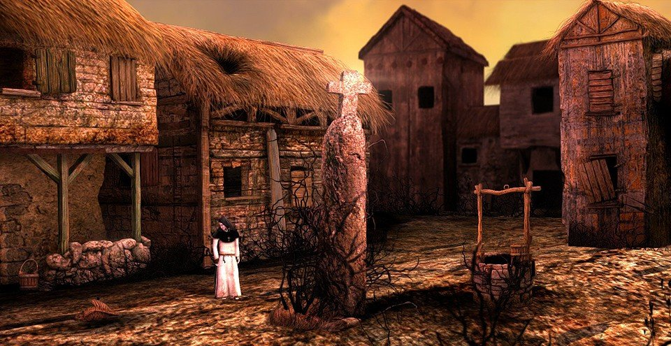 The Nicolas Eymerich Inquisitor: Book II - The Village review