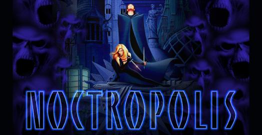 Brent Erickson - Noctropolis interview