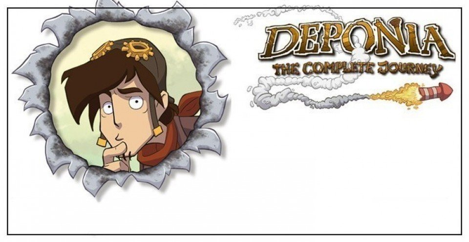The Complete Deponia Experience game giveaway