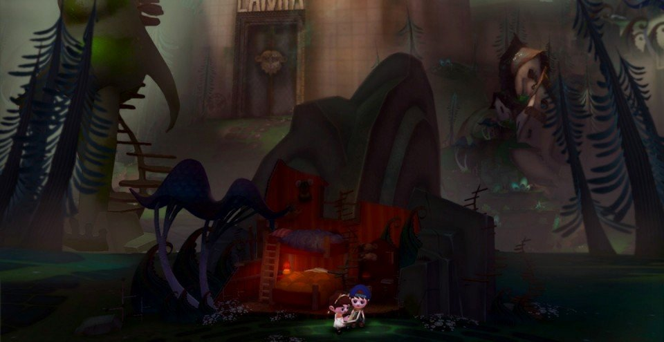 The Land of Lamia review