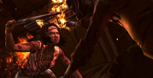 The Walking Dead: Michonne - Episode Three: What We Deserve review