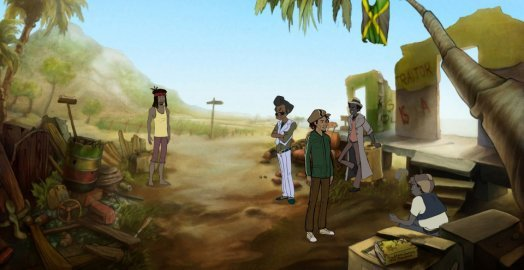 Bolt Riley: A Reggae Adventure - Chapter 1 review