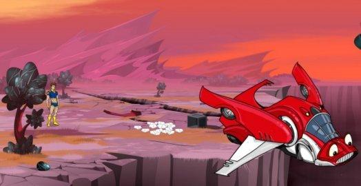 Escape from Pleasure Planet review
