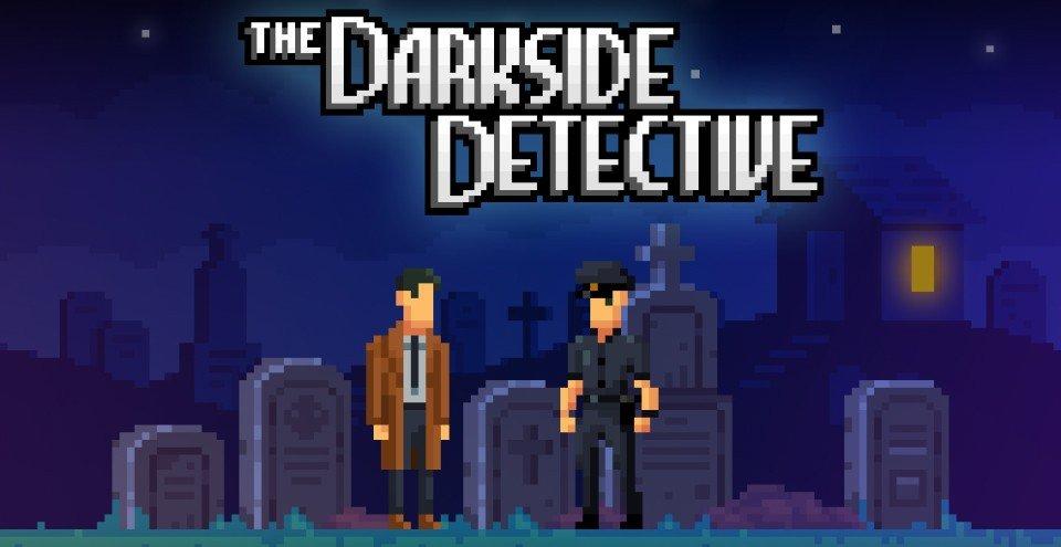 The Darkside Detective interview