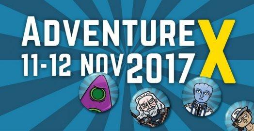 AdventureX 2017 round-up Part 1
