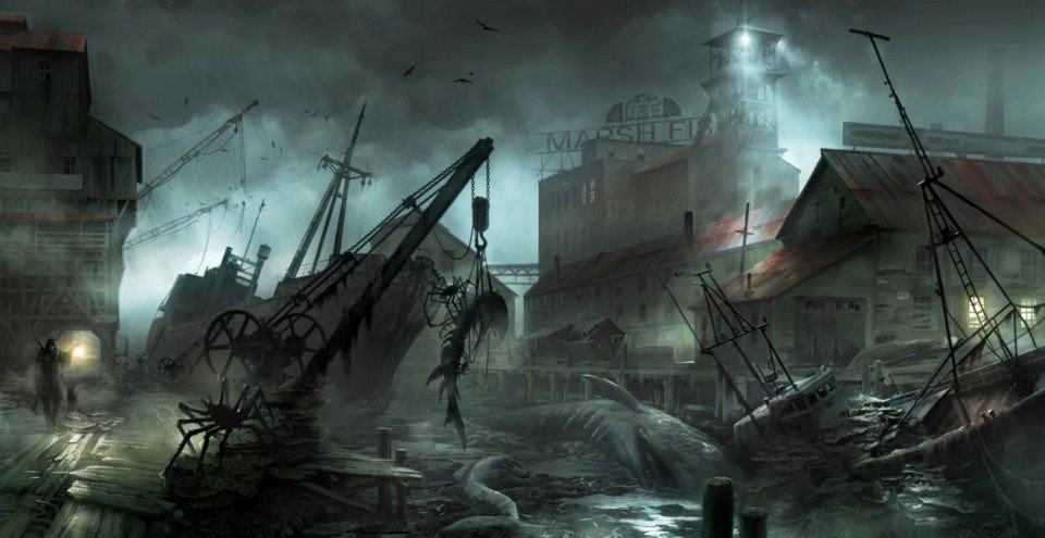 Frogwares – The Sinking City interview