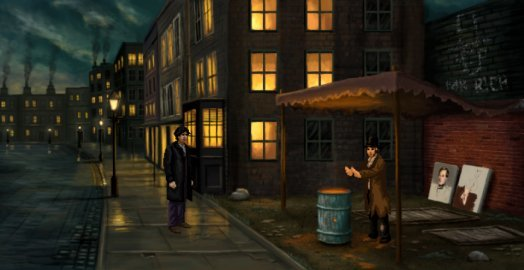Lamplight City preview