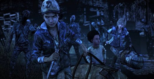 The Walking Dead: The Final Season – Episode One: Done Running review